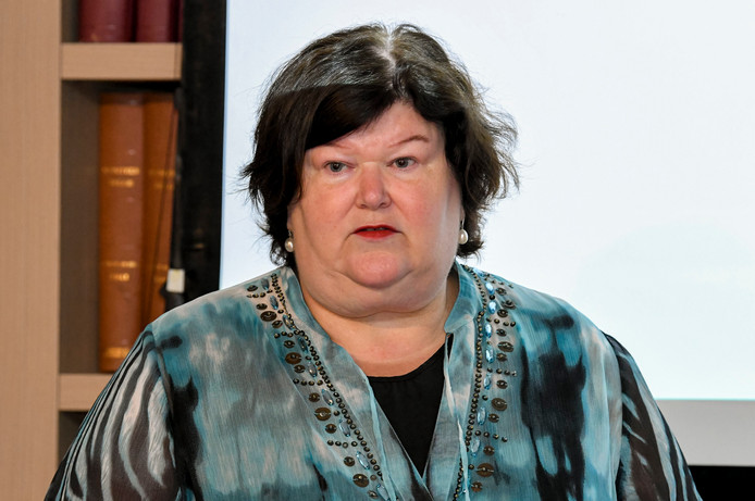Maggie De Block.
