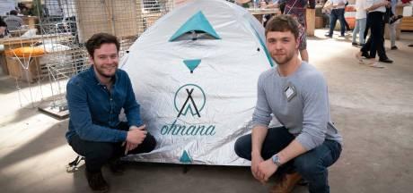 Dit duo maakt een eind aan het zweten in tentjes tijdens hete zomerfestivals