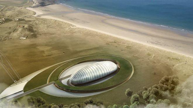 Drie Rotterdamse politieke partijen willen een onderzoek naar de bouw van mini-kerncentrales op de Tweede Maasvlakte.
