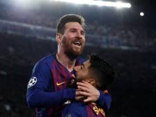 FC Barcelona leunt enorm op Messi en Suarez, andere topclubs minder afhankelijk van sterspelers