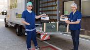 Jessa Ziekenhuis leent beademingstoestellen van leger