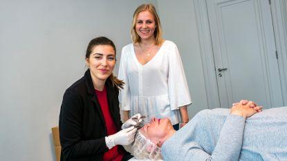 Antwerpse studenten geven kankerpatiënten nieuwe wenkbrauwen