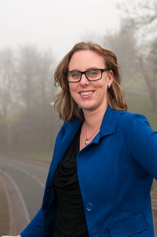 VVD-lijsttrekker Inge van Dijk.