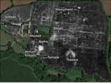Une cité romaine vieille de 2000 ans cartographiée grâce à des chercheurs de l'UGent