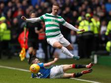 Celtic-spits Griffiths stopt voorlopig vanwege mentale problemen