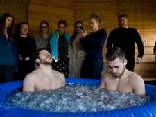 De koudecoach: 'Niet bang zijn voor de kou, het is goed voor je gezondheid'