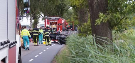 48-jarige automobilist uit Roemenië overleden na eenzijdig ongeval in Vlijmen