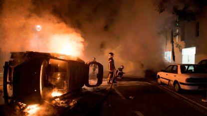 Rellen in Nantes nadat politie twintiger doodschiet bij uit de hand gelopen controle