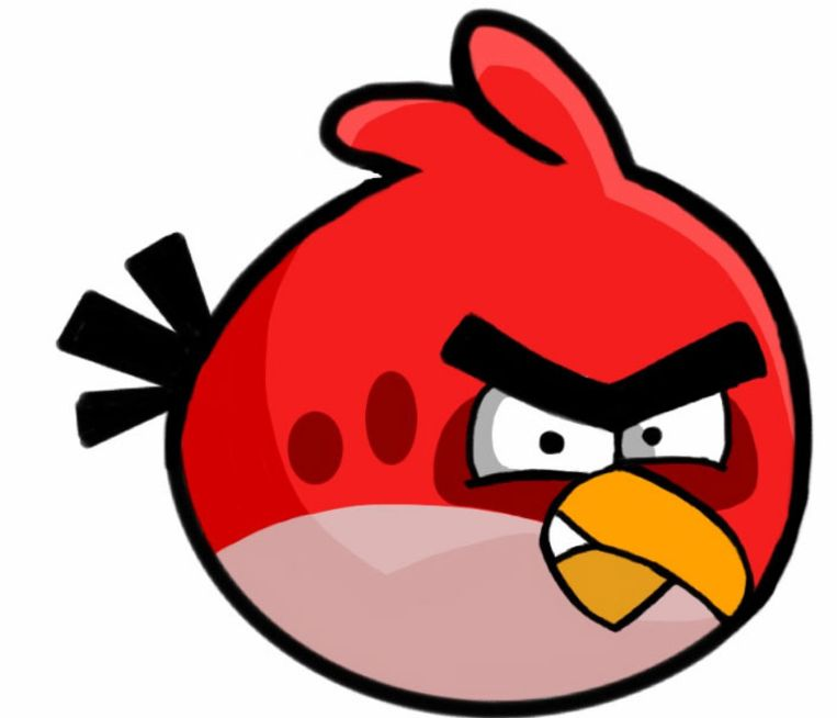 null Beeld Angry Birds