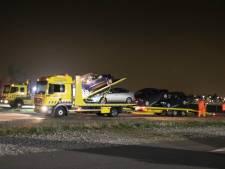 26 auto's in beslag genomen bij grote controle in Harderwijk