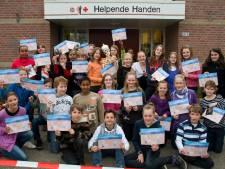 Salland bundelt krachten om jeugdige EHBO'ers in de dop op te leiden