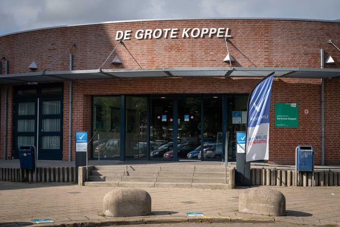 Zwembad De Grote Koppel in Arnhem