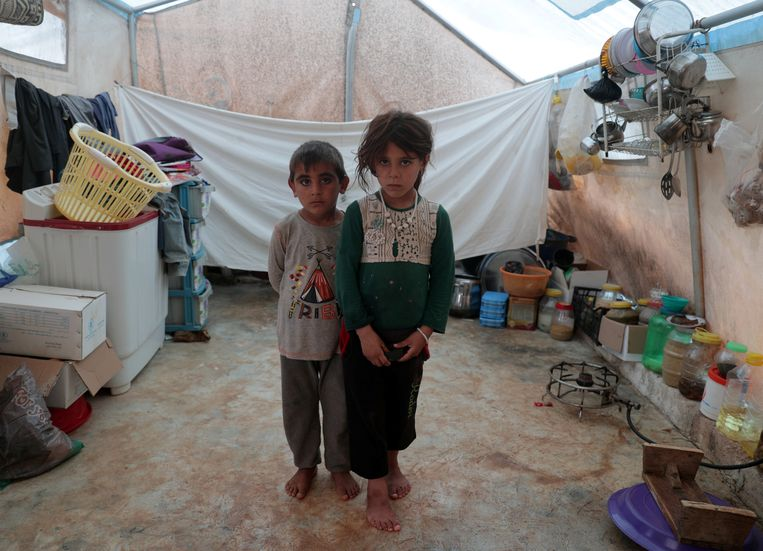 """""""Het is van cruciaal belang dat hulpverleners kwetsbare kinderen en gezinnen kunnen bereiken"""", zegt Sonia Khush, verantwoordelijke voor Syrië bij Save the Children."""