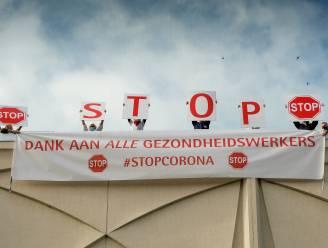 """UZ Brussel schreeuwt het van de daken: """"Stop corona, leef de maatregelen na!"""""""