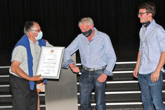 Het Zonnebeeks Smoefelhammetje werd derde.