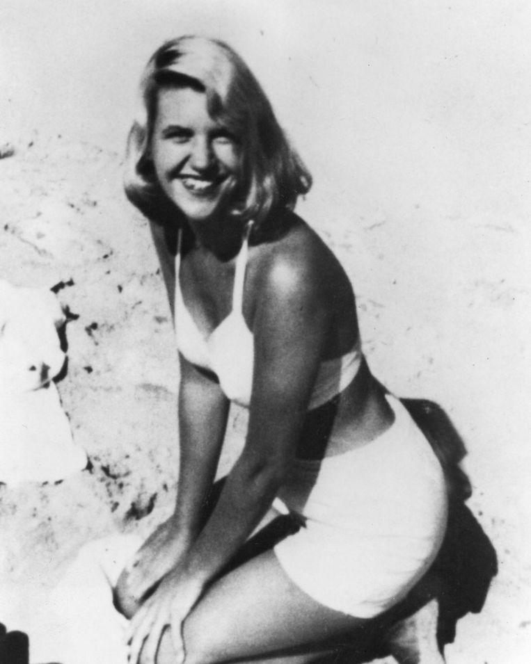 Sylvia Plath. Beeld Hollandse Hoogte
