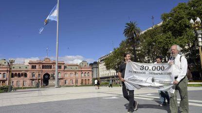 Argentinië herdenkt staatsgreep, maar Plein van Dwaze Moeders blijft leeg vanwege coronacrisis