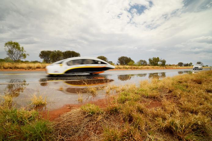 Regen in Australië