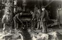 Het productieproces in 1934.