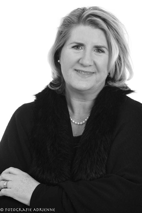 Ilse Bruls, de nieuwe bestuursvoorzitter van CDA Lochem
