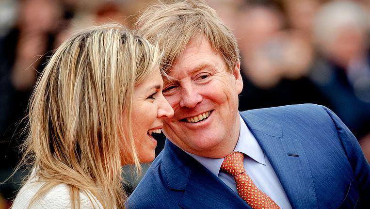 Wonderbaarlijk Bijna) jarige Willem-Alexander gaat 50ste verjaardag uitgebreid IL-84