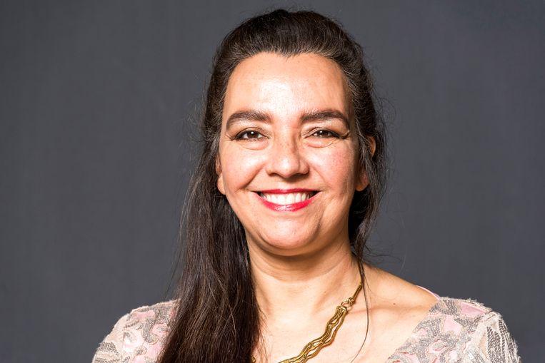 Isabelle Diks, nu nog Tweede Kamerlid voor GroenLinks.  Beeld ANP
