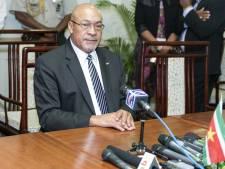 Bouterse blijft vasthouden aan zijn onschuld