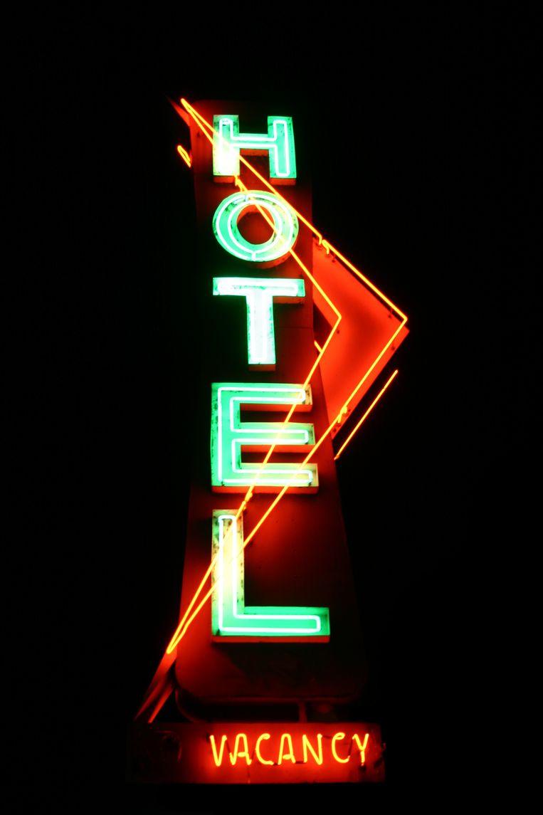 De man verbleef 2.5 maand aan een stuk op hotel