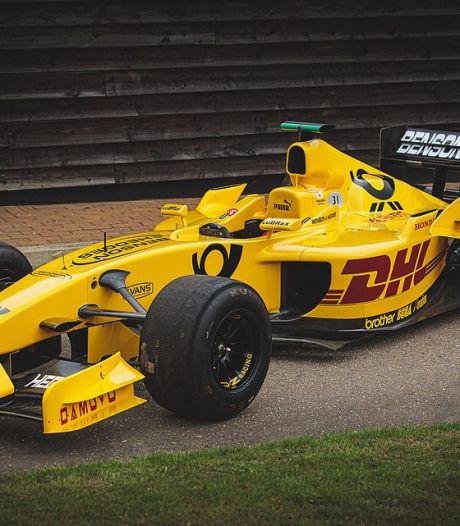 Deze versimpelde Formule 1-auto heeft geen pitcrew nodig en hij is eigenlijk heel goedkoop