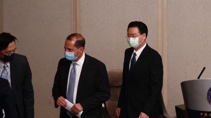 """""""Taiwan vreest zelfde lot als Hongkong"""""""