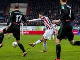 Willem II en Groningen schieten weinig op met een gelijkspel