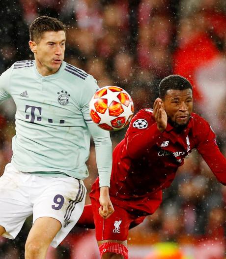Liverpool en Bayern scoren niet op Anfield