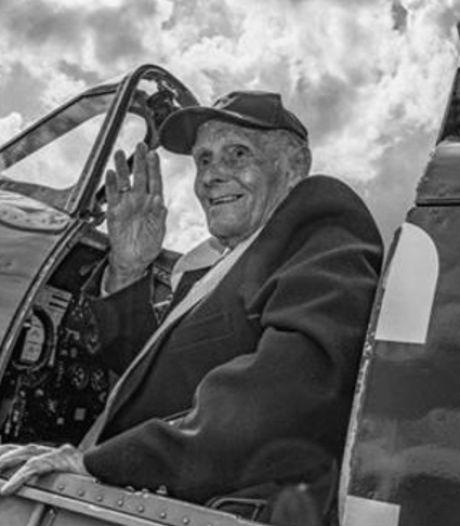 Le dernier pilote belge ayant participé au D-Day s'est éteint