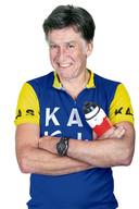Sportjournalist Ad Pertijs.