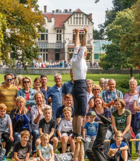 Steenwijkerlands cultureel festival door coronamaatregelen kopje onder