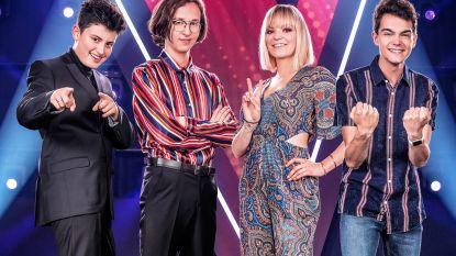 Vavond finale 'The Voice': kunnen Fee en Bram topfavorieten Wannes en Ibe verslaan?