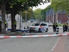 Verdachte (14) van beroving aangereden door politieauto bij aanhouding in Bergen op Zoom