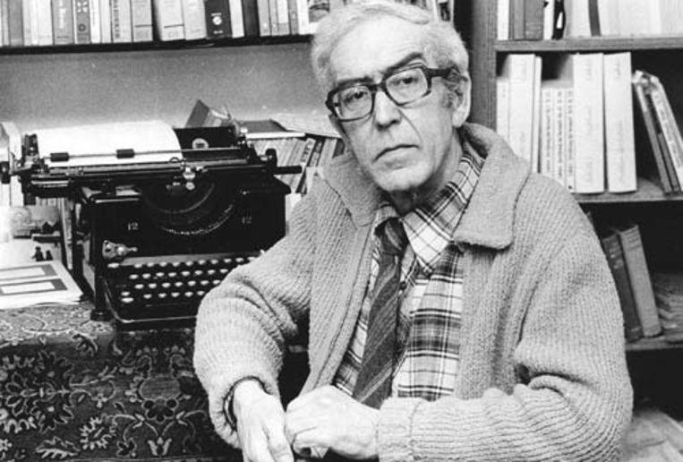 Willem Brakman (archieffoto uit 1981) (ANP) Beeld