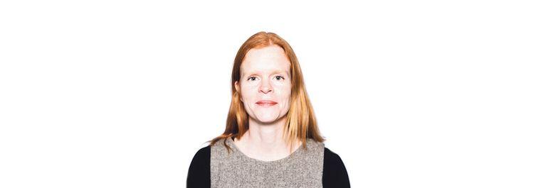 Marleen Kamperman Beeld de Volkskrant