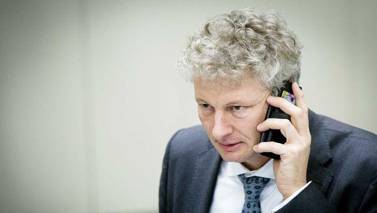 VVD-Kamerlid Rene Leegte stapt op Beeld anp