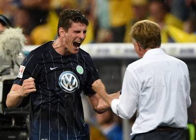 VfL Wolfsburg gered door kanonskogel Vierinha