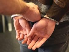 Inbreker op heterdaad betrapt in Houten