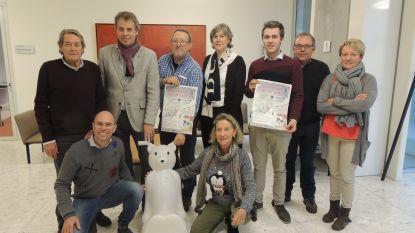 Winterdorp met schaatspiste voor vijfde keer op Sint-Poppoplein