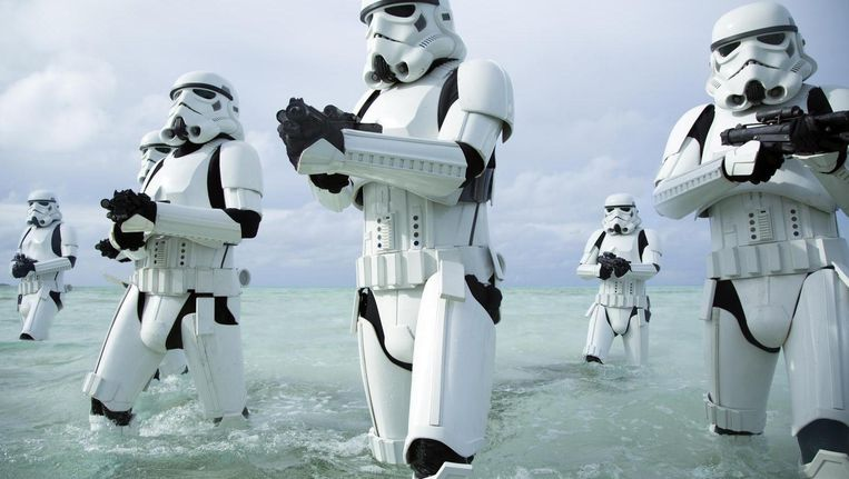Rogue One: A Star Wars Story Beeld Lucasfilm