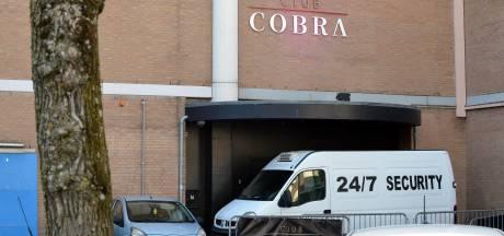 Club Cobra twaalf maanden dicht vanwege beschieting