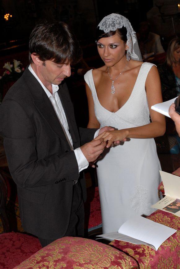 In 2006 huwden de twee in Venetië.
