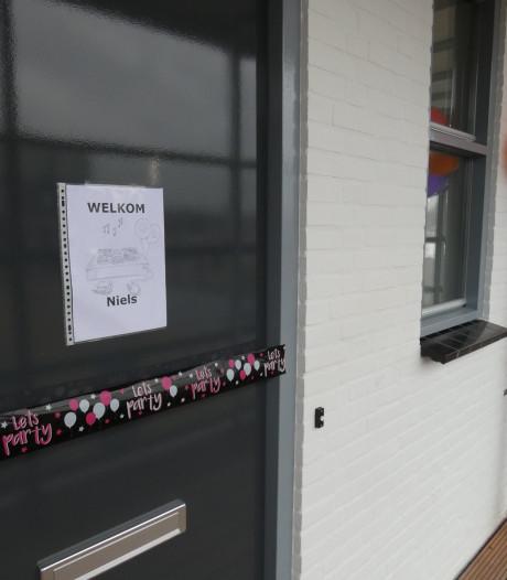 Bewoners van nieuwe woonvoorziening in Hengelo mogen zelf lintje doorknippen