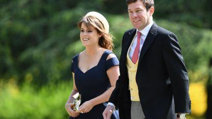 Prinses Eugenie heeft heel speciale gast op haar huwelijk: de dokter die haar leven redde