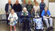 Agnes wint vinkenzetting in De Boomgaard