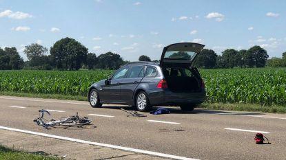 Fietser kritiek na aanrijding in Meeuwen-Gruitrode